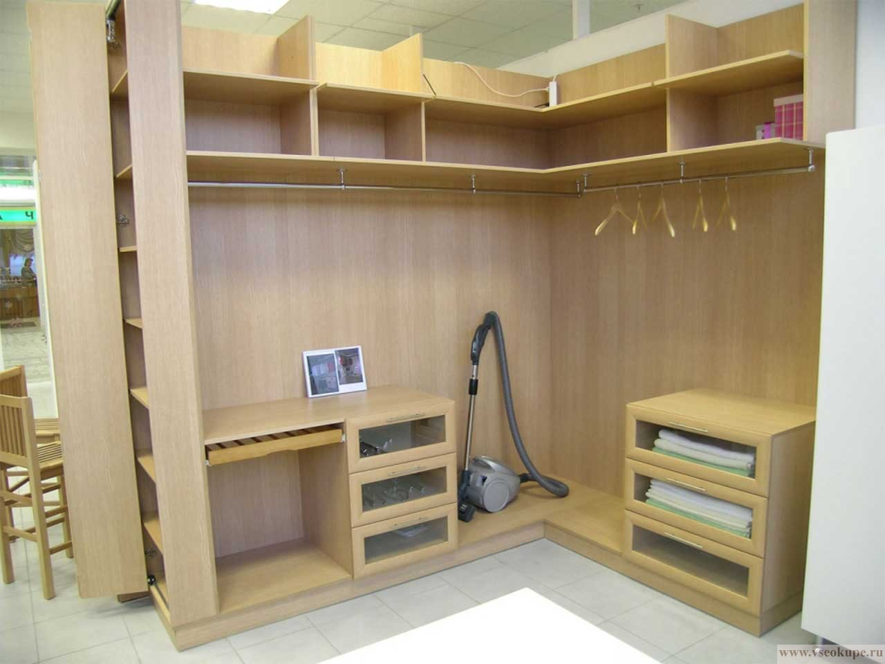 Изготовление распашных шкафов из лдсп. - мебель на заказ таш.